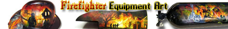 Firefighter Equipment Art - Firefighter Gifts, Firefighter Trophies, Firfighter Awards & Firefighter Memorials
